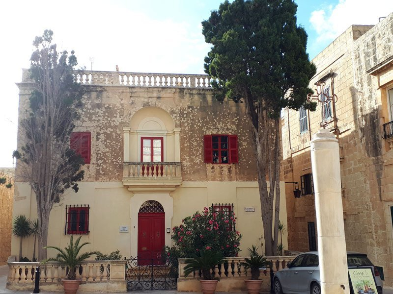 Corsi inglese Malta - perché storia