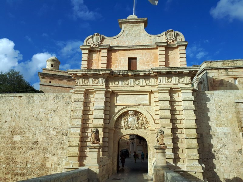 DISCOVER MDINA | STUDY ENGLISH IN MALTA