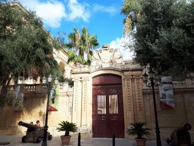 Mdina - Museum of Natural History