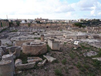 Rabat exterior Domus Romana