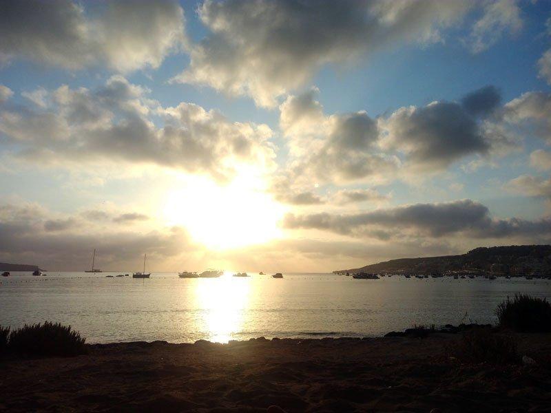 Spiagge Malta - Ghadira Bay