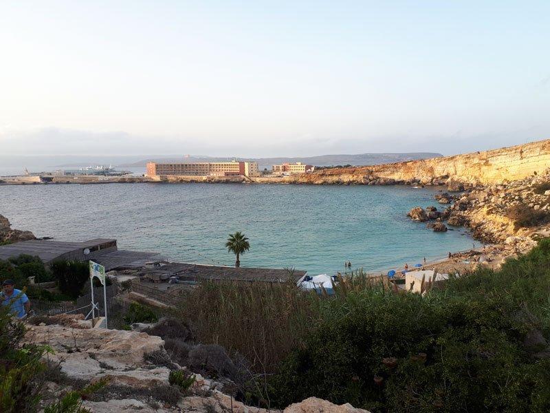 Spiagge Malta - Paradise Bay