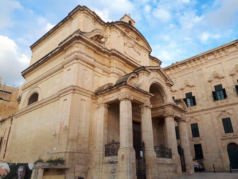 St Catherine Valletta