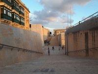 Valletta - Stairs Renzo Piano