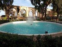 Valletta Upper Barrakka Garden
