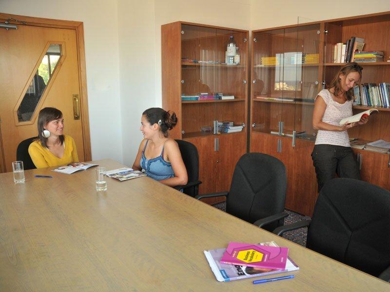English courses in San Gwann - Facilities