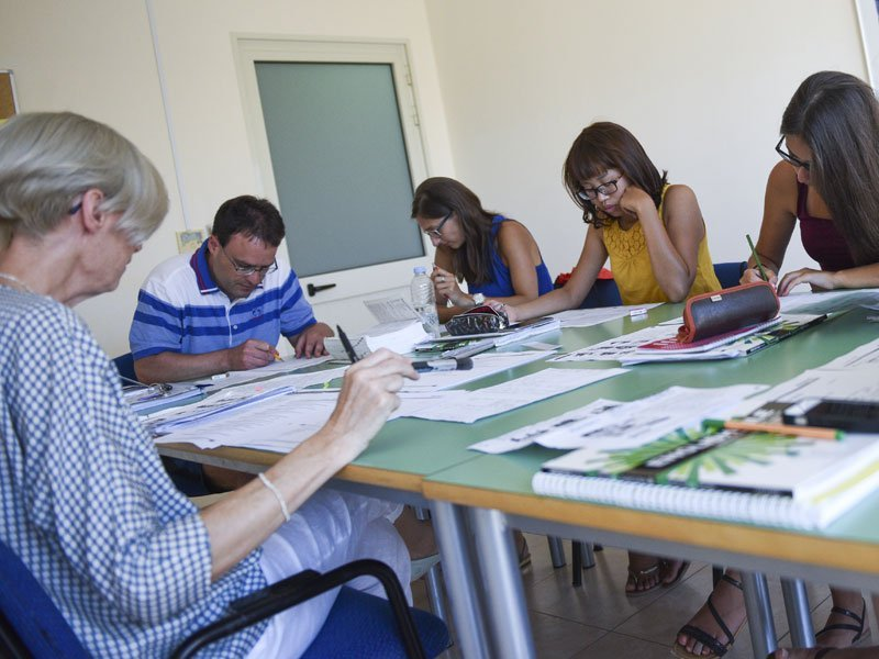 English courses in Gozo group course