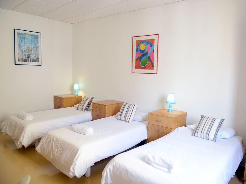 School Residence-triple-room