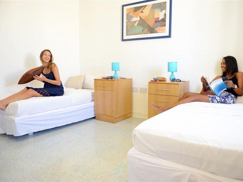 School Residence-twin-room