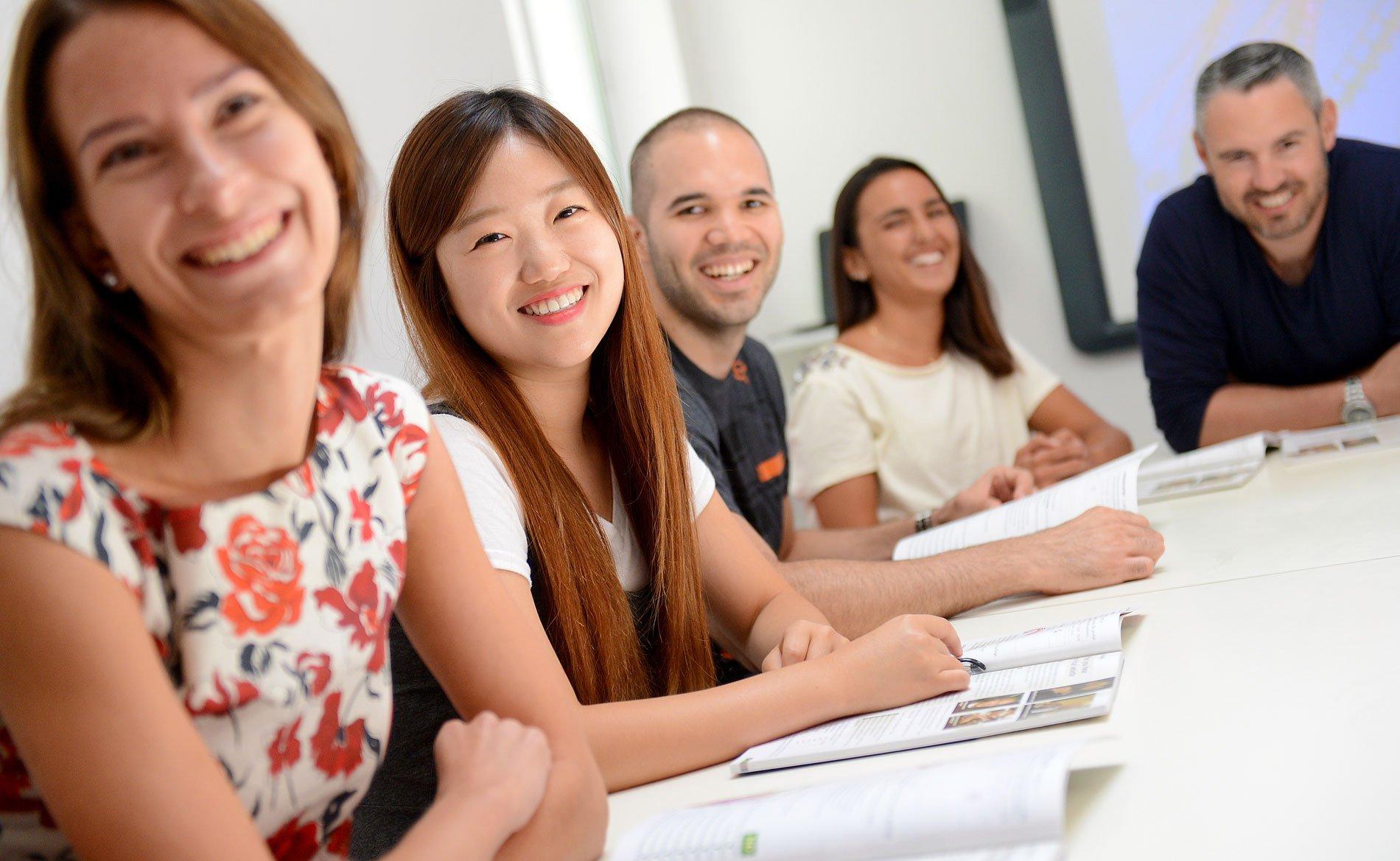 Corso di inglese all'estero. Per quanto tempo?